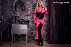 Mistress-Saida-in-pink-wearing-boots-2-MARKED