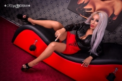 Mistress-Saida-in-red-and-heels-2-MARKED
